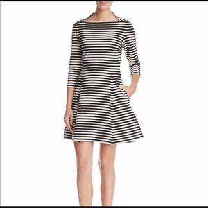 kate spade Dresses - Kate Spade Broome Street Striped Essential Dress